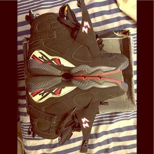"Air Jordan Retro 8 ""Playoff"""